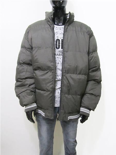 立領厚舖棉保暖外套、夾克外套、騎士外套、防寒外套、擋風外套、休閒外套、鋪棉外套、黑色外套(321-8327-01)咖啡色、(321-8327-02)綠色、(321-8327-03)黑色 L XL 2L(胸圍:48~52英吋) [實體店面保障] sun-e 8
