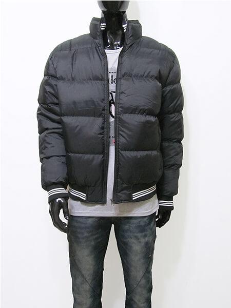 立領厚舖棉保暖外套、夾克外套、騎士外套、防寒外套、擋風外套、休閒外套、鋪棉外套、黑色外套(321-8327-01)咖啡色、(321-8327-02)綠色、(321-8327-03)黑色 L XL 2L(胸圍:48~52英吋) [實體店面保障] sun-e 5