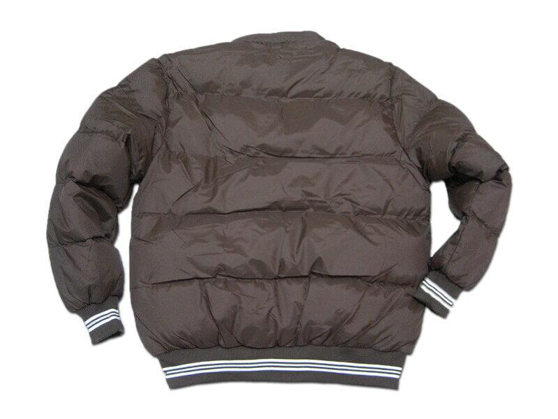 立領厚舖棉保暖外套、夾克外套、騎士外套、防寒外套、擋風外套、休閒外套、鋪棉外套、黑色外套(321-8327-01)咖啡色、(321-8327-02)綠色、(321-8327-03)黑色 L XL 2L(胸圍:48~52英吋) [實體店面保障] sun-e 2
