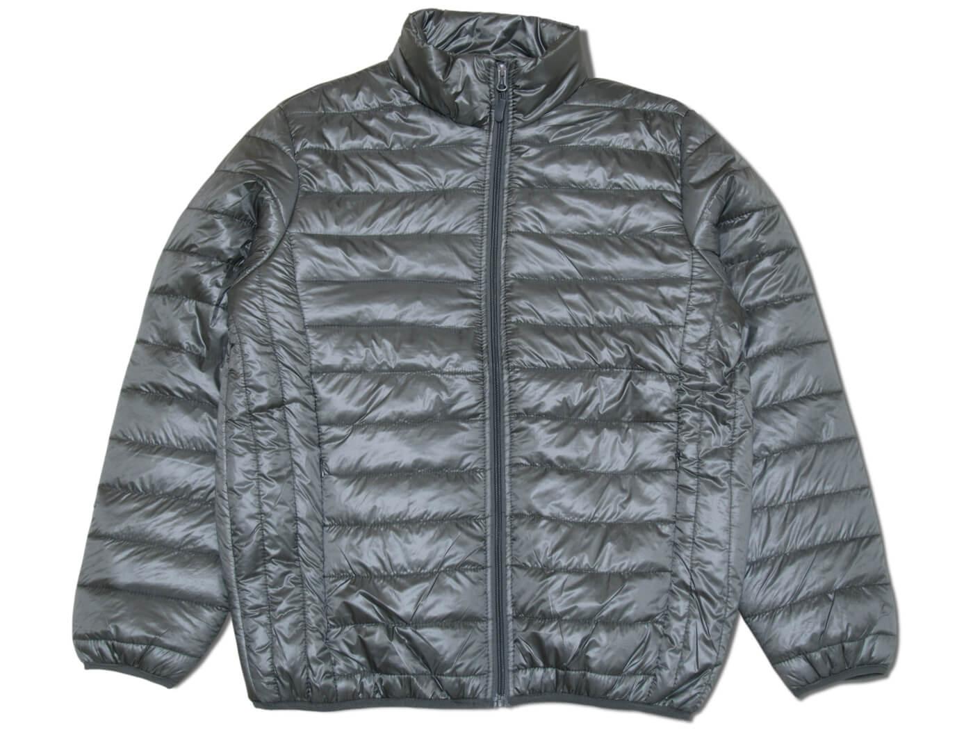 加大尺碼超輕量立領舖棉保暖外套 大尺碼夾克外套 大尺碼騎士外套 大尺碼防寒外套 大尺碼擋風外套 大尺碼休閒外套 鋪棉外套 藍色外套 黑色外套 (321-A831-08)深藍色、(321-A831-21)黑色、、(321-A831-22)灰色、(321-A830-22)灰綠色 5L 6L 7L 8L (胸圍:56~62英吋) [實體店面保障] sun-e 7
