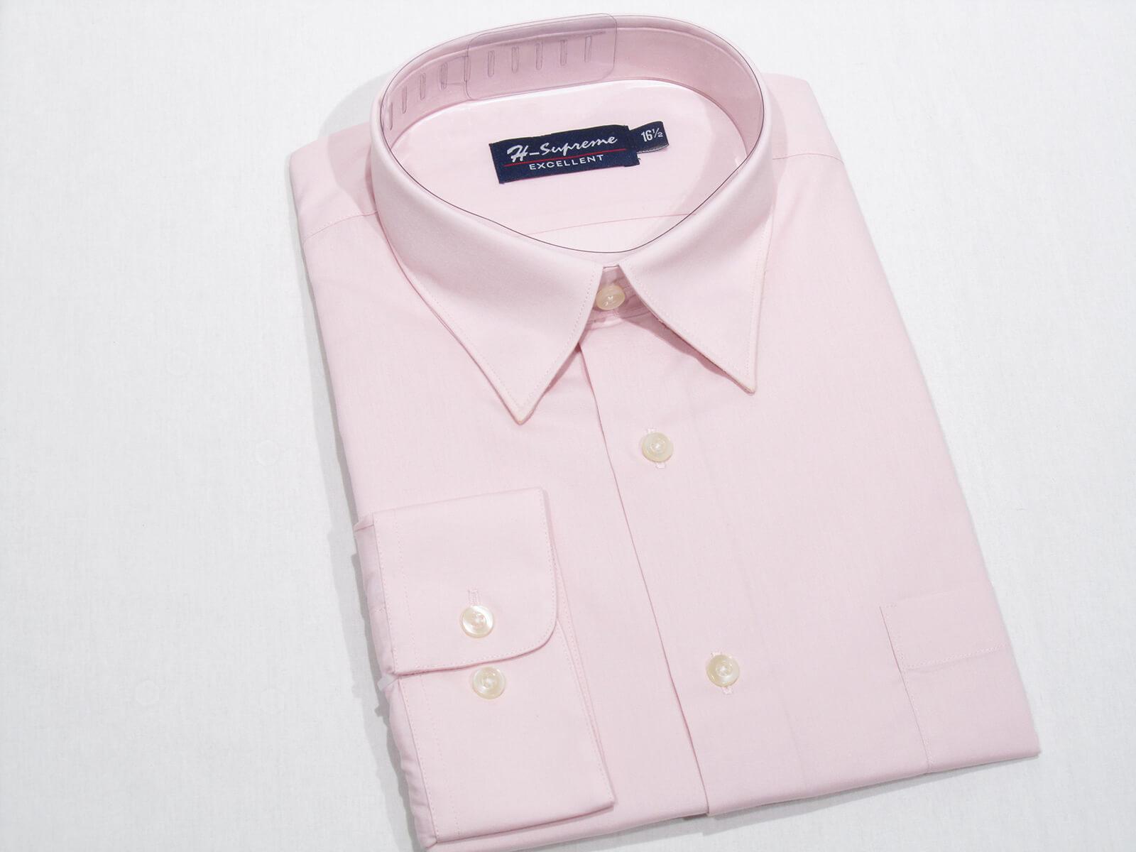 標準襯衫 正式襯衫 面試襯衫 上班族襯衫 商務襯衫 短袖襯衫 長袖襯衫 素面襯衫不皺免燙襯衫(領圍14.5~19.5英吋) [實體店面保障] sun-e322 4