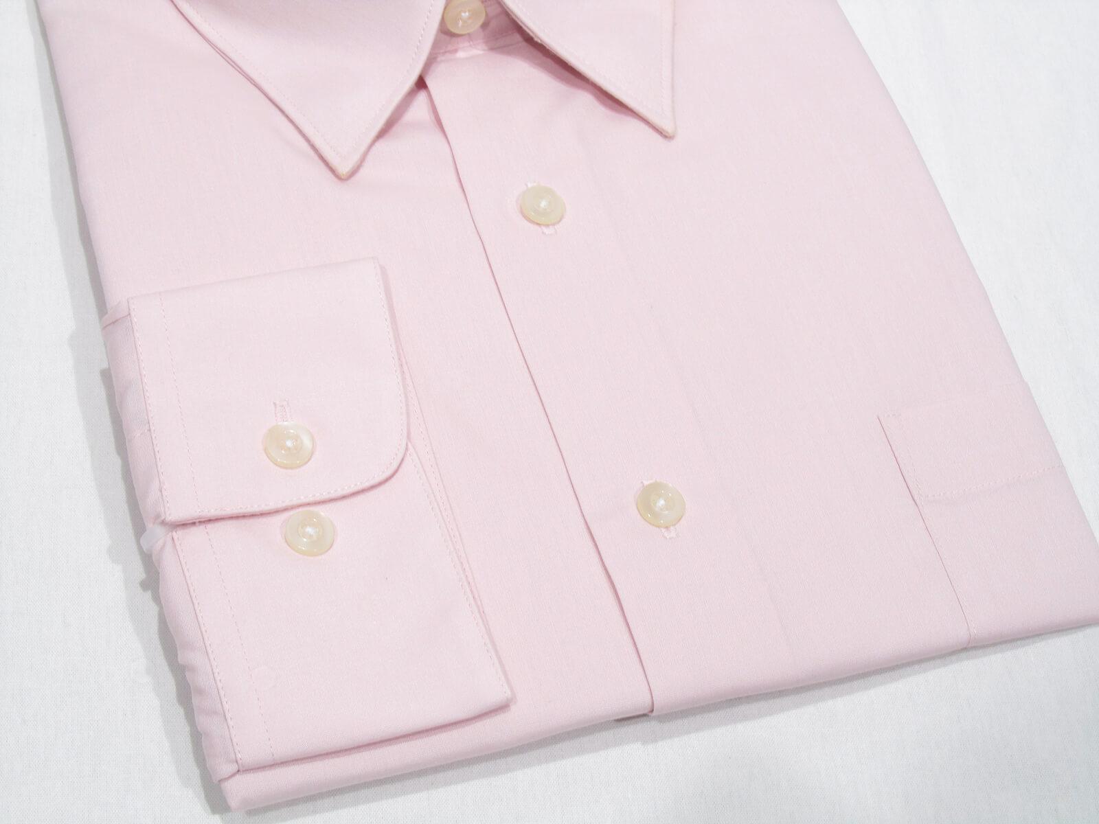 標準襯衫 正式襯衫 面試襯衫 上班族襯衫 商務襯衫 短袖襯衫 長袖襯衫 素面襯衫不皺免燙襯衫(領圍14.5~19.5英吋) [實體店面保障] sun-e322 3
