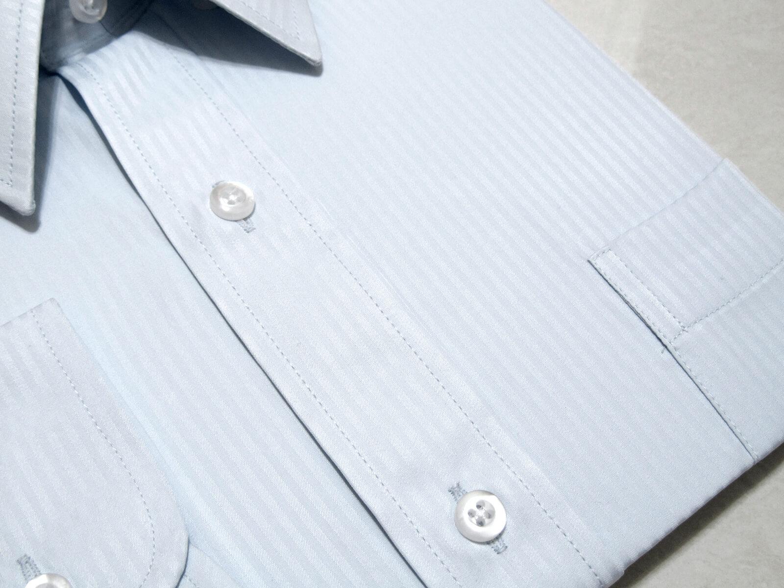 長袖條紋襯衫 標準襯衫 上班族襯衫 正式場合襯衫 商務襯衫 面試襯衫 柔棉舒適不皺免燙長袖襯衫 一般及加大尺碼襯衫 五種顏色可供選擇(335-701-01)白色襯衫、(335-703-09)淺藍色襯衫、(335-707-22)灰色襯衫、(335-710-14)淺黃色襯衫、(335-711-21)黑色襯衫 [實體店面保障] sun-e 7