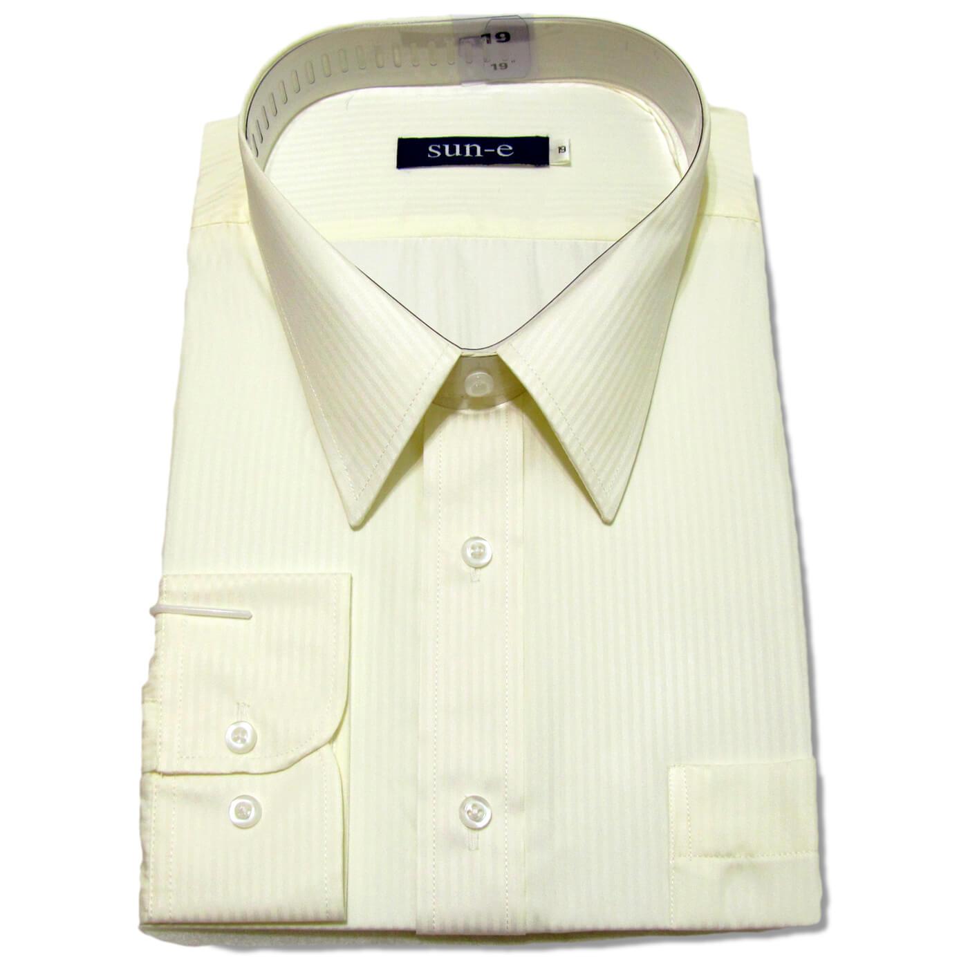 長袖條紋襯衫 標準襯衫 上班族襯衫 正式場合襯衫 商務襯衫 面試襯衫 柔棉舒適不皺免燙長袖襯衫 一般及加大尺碼襯衫 五種顏色可供選擇(335-701-01)白色襯衫、(335-703-09)淺藍色襯衫、(335-707-22)灰色襯衫、(335-710-14)淺黃色襯衫、(335-711-21)黑色襯衫 [實體店面保障] sun-e 4