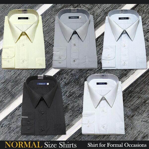 長袖條紋襯衫 標準襯衫 上班族襯衫 正式場合襯衫 商務襯衫 面試襯衫 柔棉舒適不皺免燙長袖襯衫 一般及加大尺碼襯衫 五種顏色可供選擇(335-701-01)白色襯衫、(335-703-09)淺藍色襯衫、(335-707-22)灰色襯衫、(335-710-14)淺黃色襯衫、(335-711-21)黑色襯衫 [實體店面保障] sun-e 0