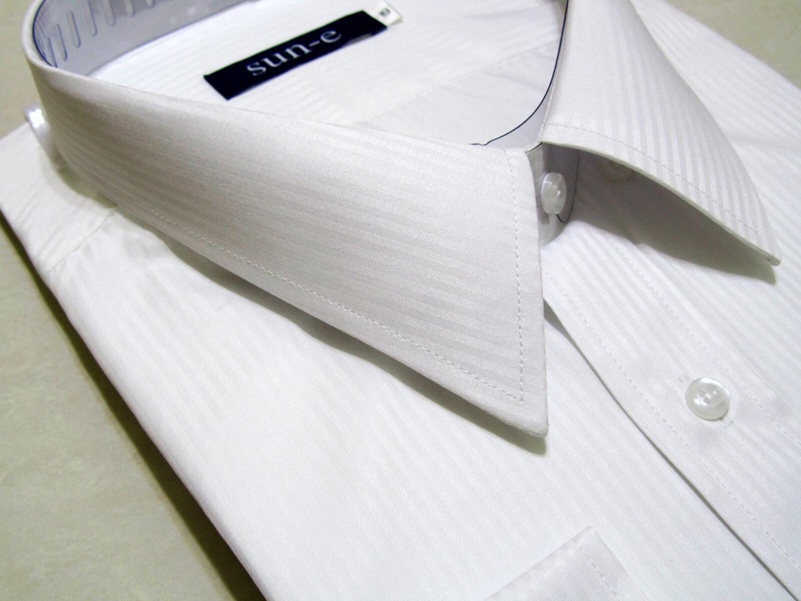 長袖條紋襯衫 標準襯衫 上班族襯衫 正式場合襯衫 商務襯衫 面試襯衫 柔棉舒適不皺免燙長袖襯衫 一般及加大尺碼襯衫 五種顏色可供選擇(335-701-01)白色襯衫、(335-703-09)淺藍色襯衫、(335-707-22)灰色襯衫、(335-710-14)淺黃色襯衫、(335-711-21)黑色襯衫 [實體店面保障] sun-e 6