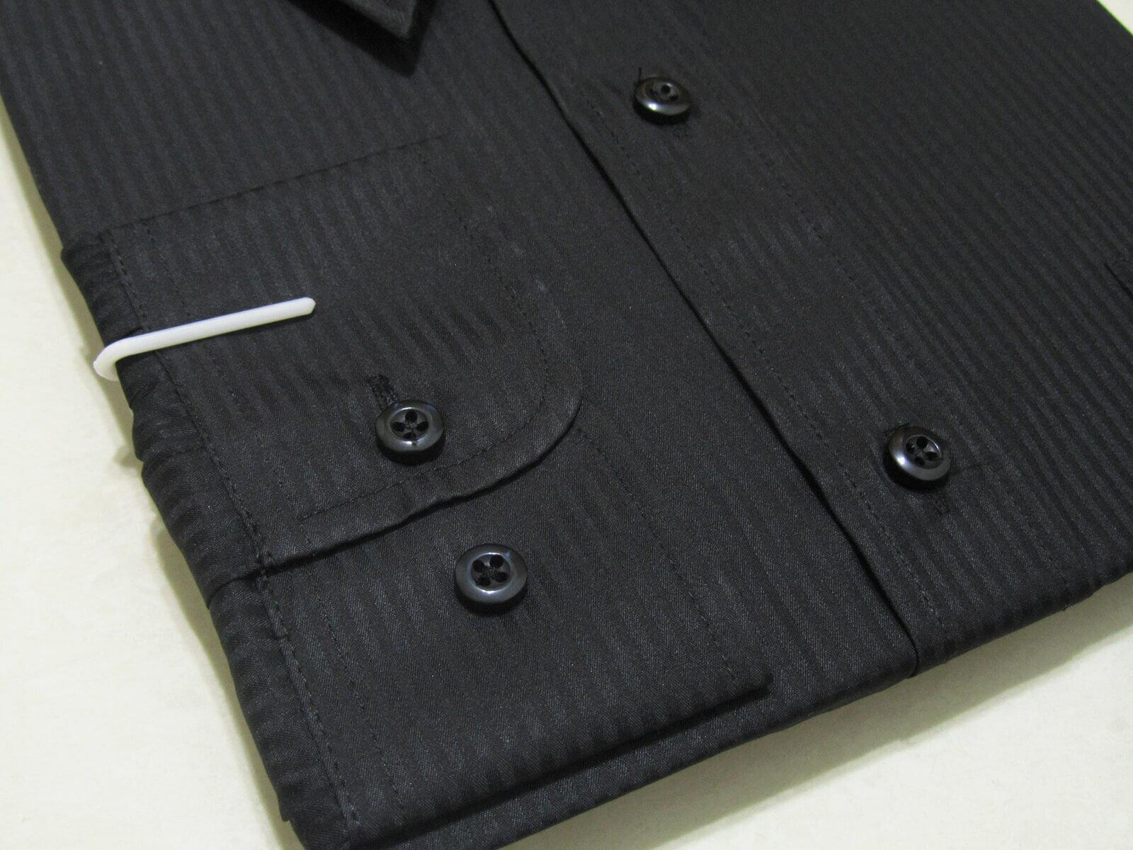 長袖條紋襯衫 標準襯衫 上班族襯衫 正式場合襯衫 商務襯衫 面試襯衫 柔棉舒適不皺免燙長袖襯衫 一般及加大尺碼襯衫 五種顏色可供選擇(335-701-01)白色襯衫、(335-703-09)淺藍色襯衫、(335-707-22)灰色襯衫、(335-710-14)淺黃色襯衫、(335-711-21)黑色襯衫 [實體店面保障] sun-e 9