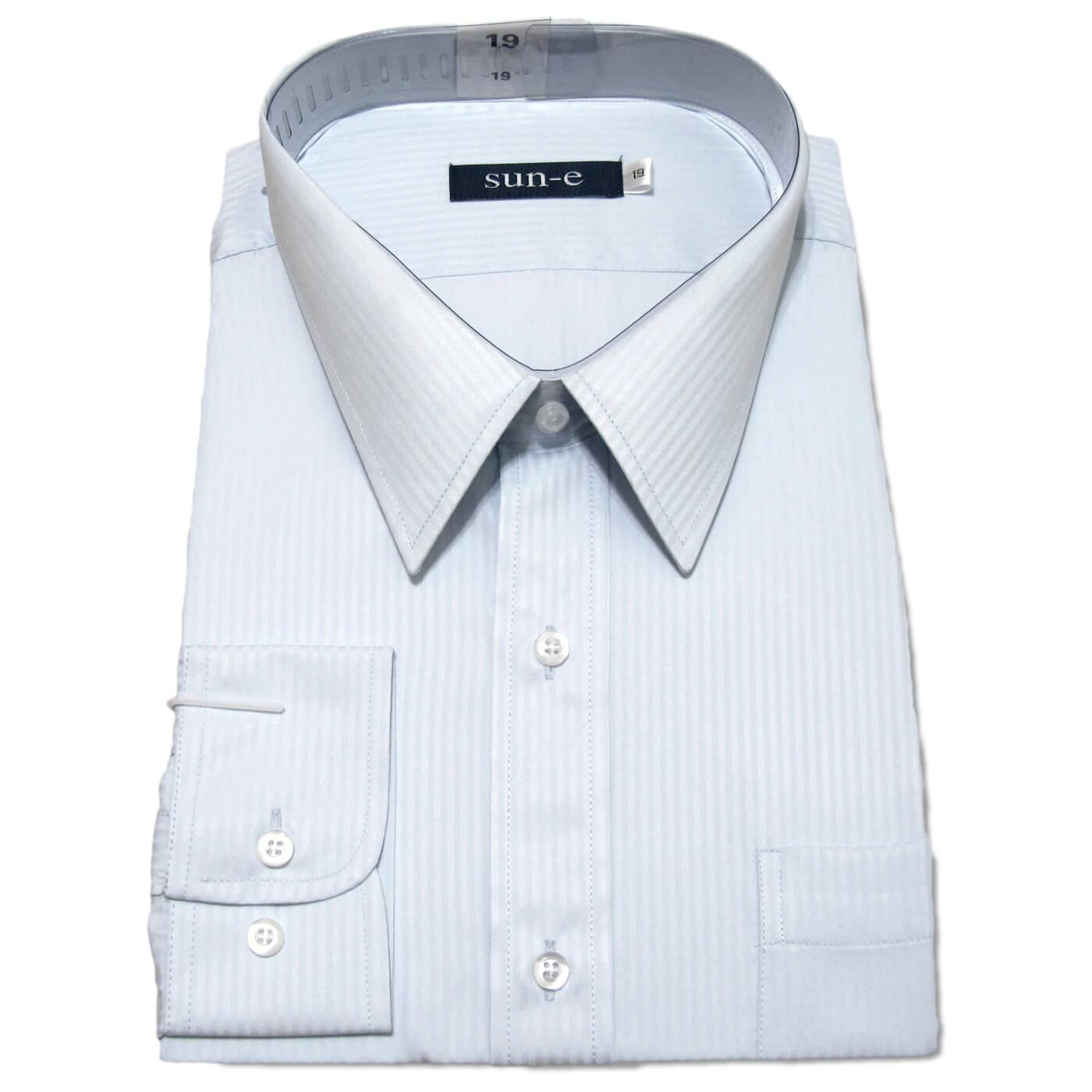 長袖條紋襯衫 標準襯衫 上班族襯衫 正式場合襯衫 商務襯衫 面試襯衫 柔棉舒適不皺免燙長袖襯衫 一般及加大尺碼襯衫 五種顏色可供選擇(335-701-01)白色襯衫、(335-703-09)淺藍色襯衫、(335-707-22)灰色襯衫、(335-710-14)淺黃色襯衫、(335-711-21)黑色襯衫 [實體店面保障] sun-e 2