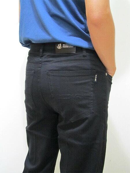 sun-e伸縮中直筒長褲、休閒長褲、後口袋粗線圖樣車繡設計、輕盈顯瘦長褲、彈性長褲、潮流時尚長褲、黑色長褲、腰圍有皮帶環(褲耳)、褲檔有拉鍊(390-8920-21)黑色 腰圍:M L XL 2L 3L 4L 5L(28~41英吋) [實體店面保障] 8