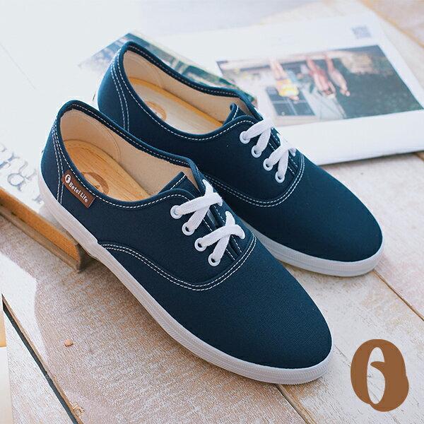 Betel Life 檳榔葉包鞋-Zon女款休閒慢活鞋(海軍藍)