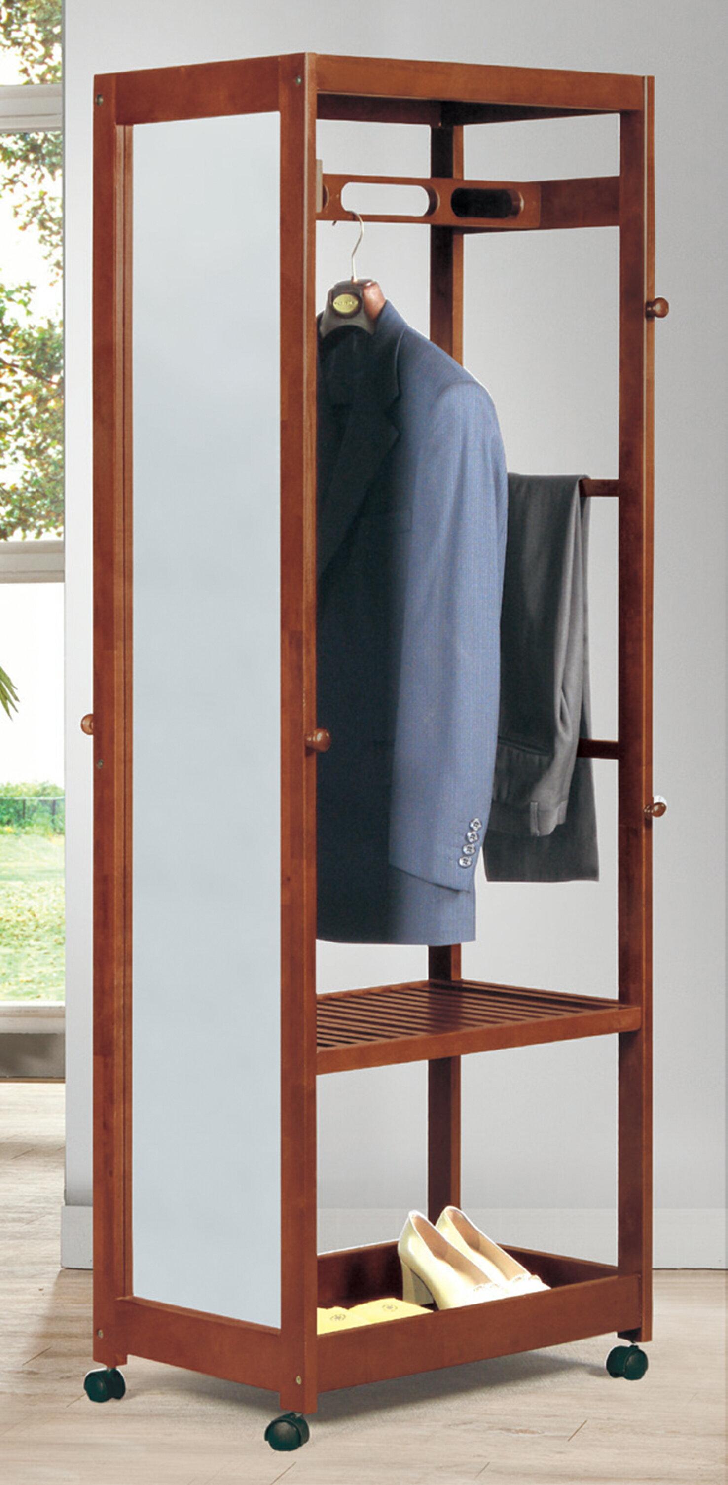 【 IS空間美學 】歐米茄衣掛鏡
