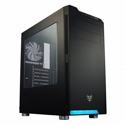 FSP全漢CMT240(B)炫鬥士(黑)電腦機殼PC機殼電競機殼【迪特軍】