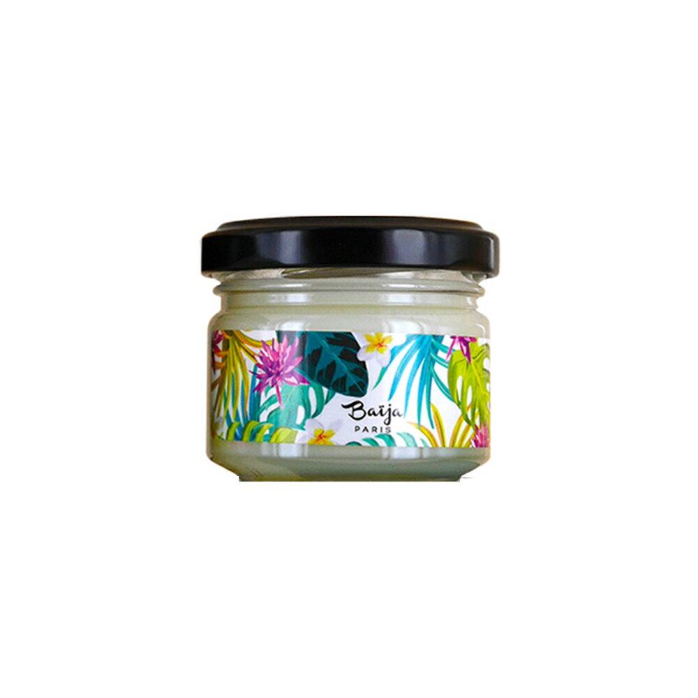 巴黎百嘉 海洋槴子花 香氛蠟燭 50g 大豆蠟 純植物蠟 可按摩 法國製造 Baija Paris 香鼻子選品 Les nez