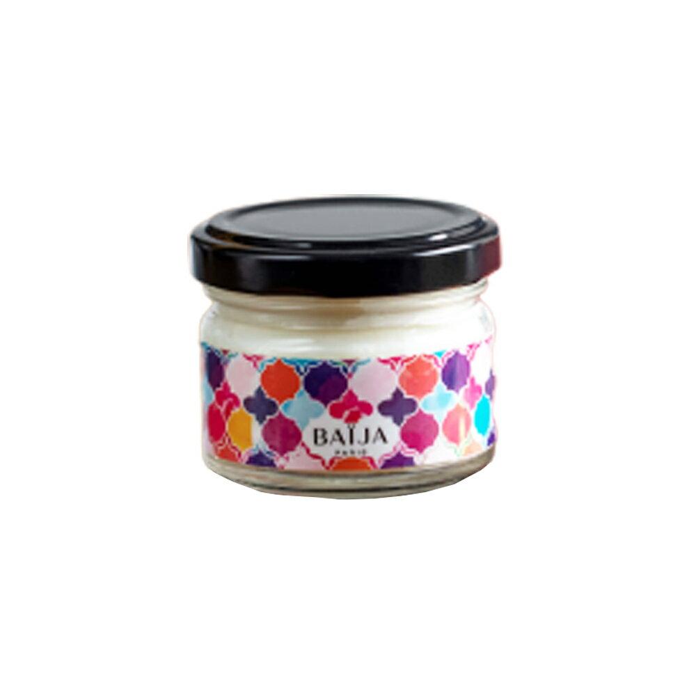 巴黎百嘉 花卉幻想曲 格拉斯香氛蠟燭 50gr 大豆蠟 純植物蠟 可按摩 法國製造 Baija Paris 香鼻子選品 Les nez