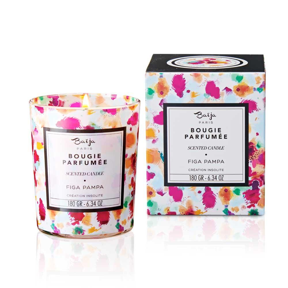 巴黎百嘉 費加洛婚禮 格拉斯香氛蠟燭 180gr 大豆蠟 純植物蠟 可按摩 法國製造 Baija Paris 香鼻子選品 Les nez