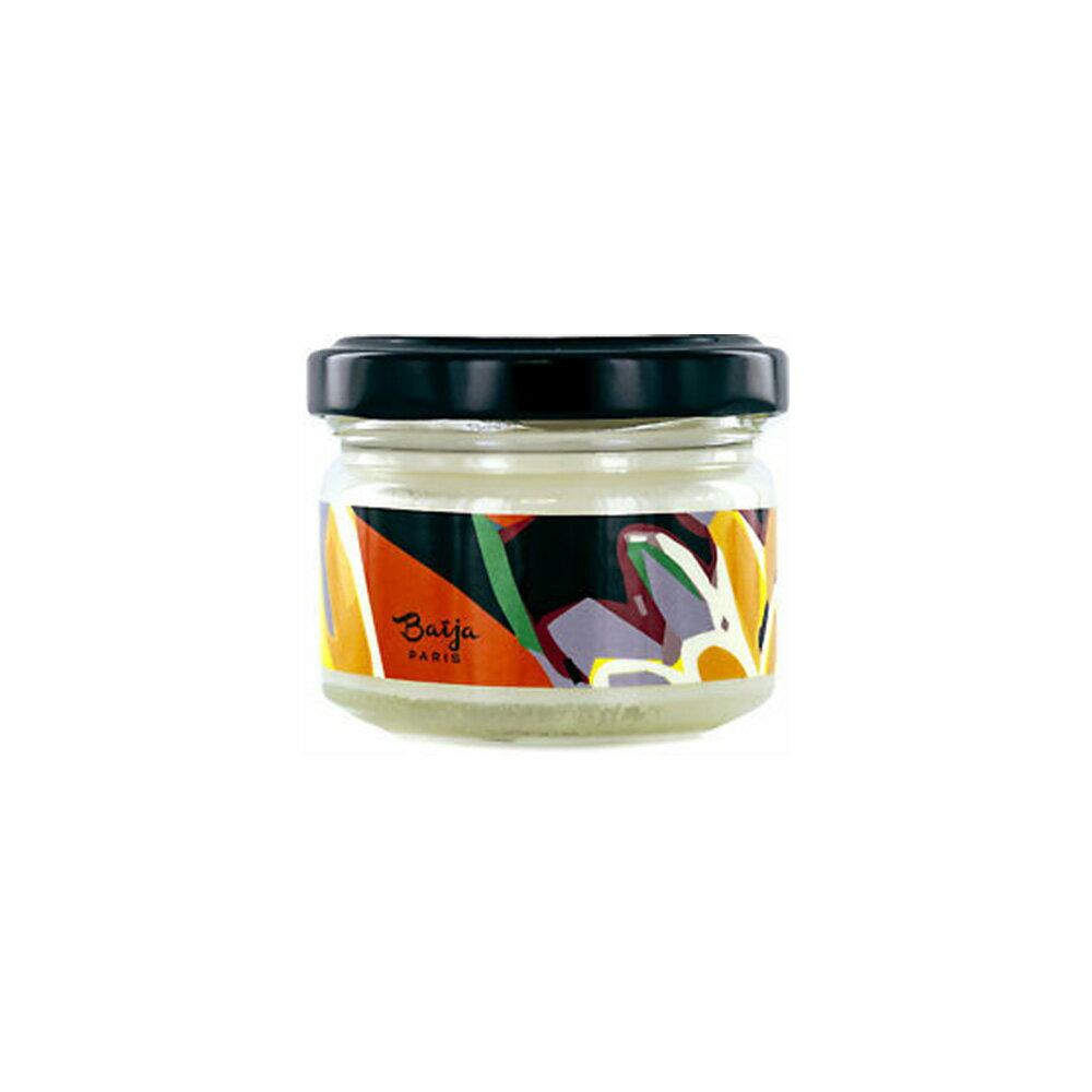 巴黎百嘉 夜來香佛手柑 香氛蠟燭 50G 大豆蠟 純植物蠟 可按摩 法國製造 Baija Paris 香鼻子選品 Les nez
