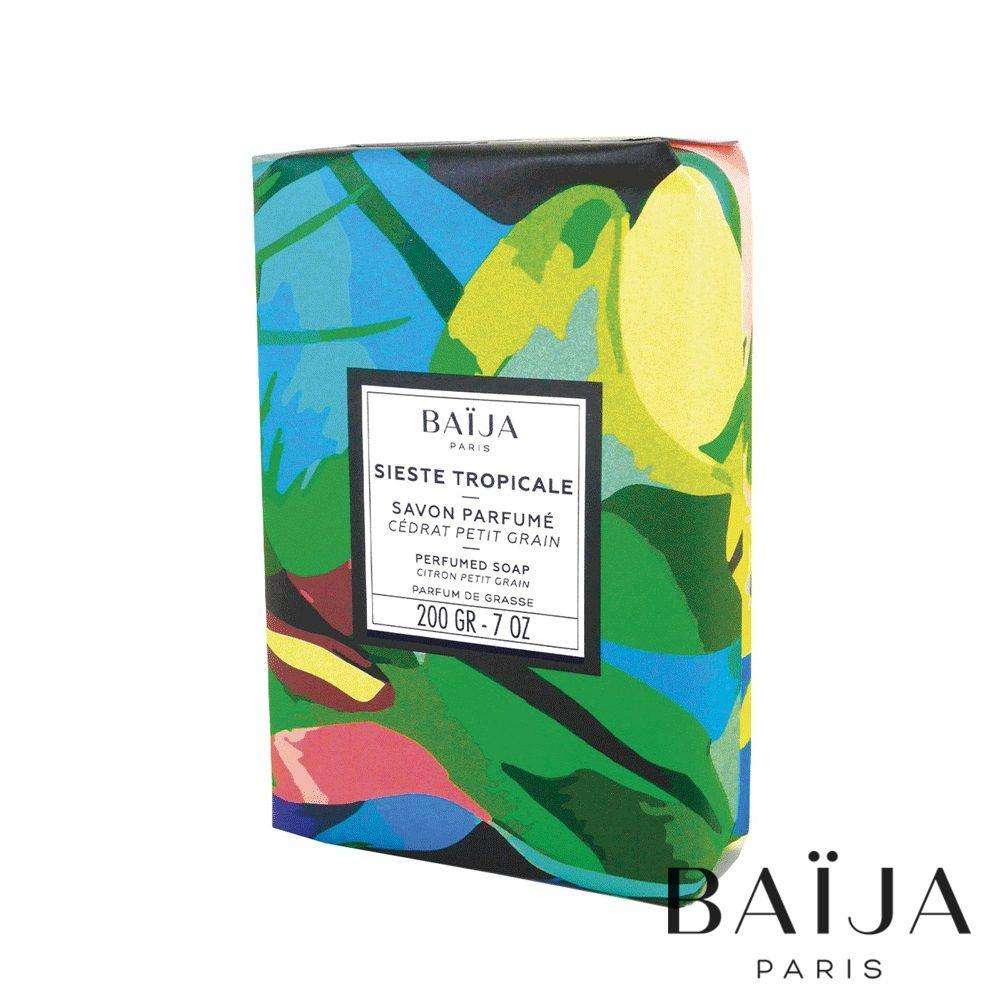 巴黎百嘉 伊甸園 香水皂 200g Baija Paris 香鼻子選品 Les nez
