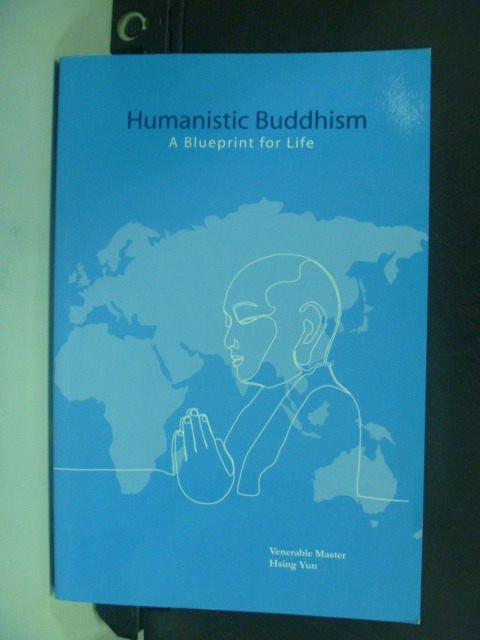~書寶 書T9/宗教_HES~Humanistic Buddhism: A Bluepri