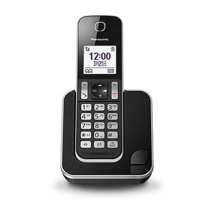 國際 Panasonic DECT數位無線電話 KX-TGD310TWB
