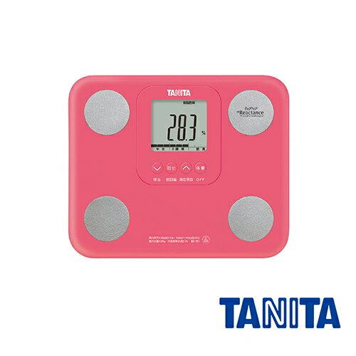 塔尼達 體脂肪計 TANITA七合一體脂計(粉紅)BC-751PK 附活動贈品