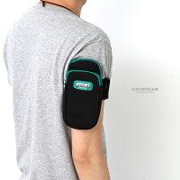 慢跑路跑腰包到手臂包 魔鬼氈運動手機袋 柒彩年代【NZ507】單個就在柒彩年代推薦慢跑路跑腰包