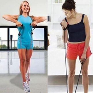 拉力繩健身男力量訓練阻力帶防斷彈力繩女家用收腹練臂肌運動皮筋