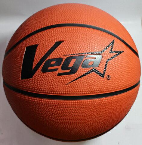 VEGA 7 號 籃球 戶外橡膠 籃球 OBR-737 最便宜的專業 7 號籃球 免運 [陽光樂活=]