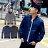 ☆BOY-2☆【PPK88026】韓版拉鍊防風迷彩MA-1外套 1