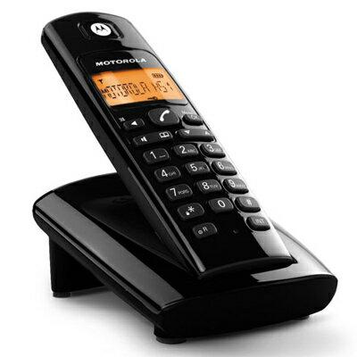【福利品有小刮傷】Motorola DECT數位無線電話D101O