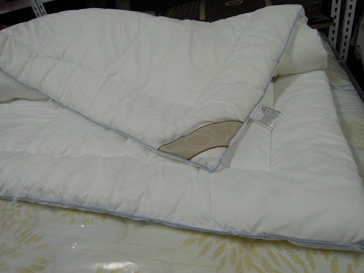 [床工坊](家用款)可水洗、可機洗舒柔羽絲絨被(兒童、小孩、客房推薦適用) 0