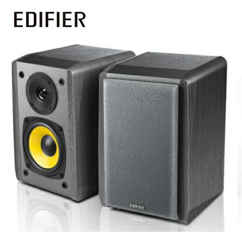 【EDIFIER 漫步者】R1010BT 兩件式喇叭 黑色【三井3C】