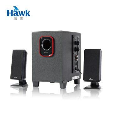 Hawk冥王2.1聲道多媒體喇叭