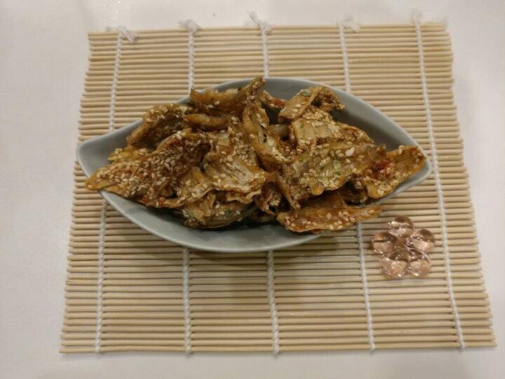 【東港漁霸】櫻花蝦梅魚 --- 150克(包) 櫻花蝦 / 梅魚  / 休閒食品 / 零嘴