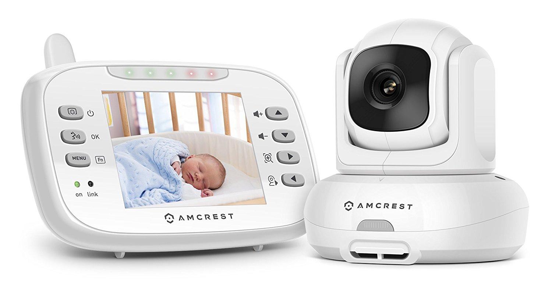 Amcrest Baby Monitor AC-1 0