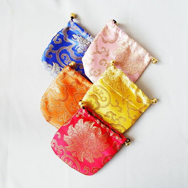 【aifelife】復古中國風束口袋錦囊袋小物分類收納包行動電源盥洗用品衛生棉化妝包收納袋戲劇表演道具學生獎勵贈品禮品
