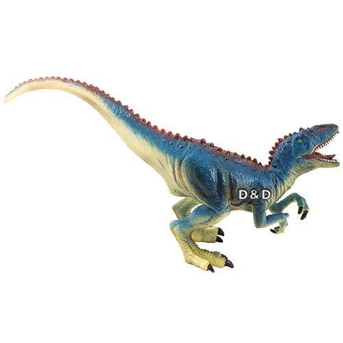 《國家地理頻道》恐龍系列-異特龍