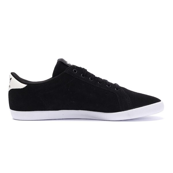 [尋寶趣]Adidas ORIGINALS MISS STAN W 女 麂皮 黑 S32161