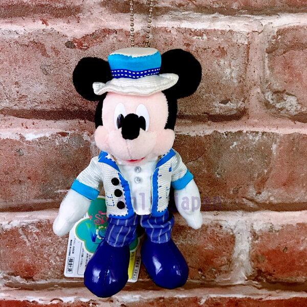 【真愛日本】14042900053春日巡航-站姿別針娃米奇迪士尼米奇米老鼠春日站姿別針吊飾吊娃日本帶回