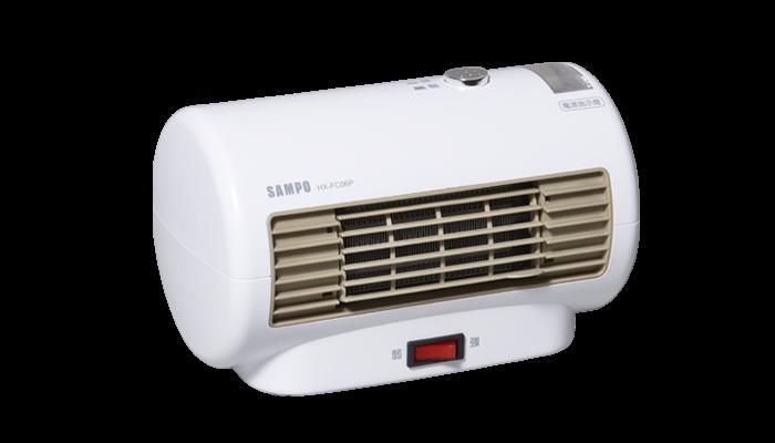 《愛露愛玩》聲寶迷你二段式陶瓷電暖器 SA-HX-FC06P