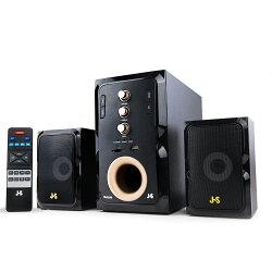 【迪特軍3C】JS JY3083 2.1 聲道全木質多媒體喇叭 喇叭 音響 非 JY3060 JY3017 JY3052 JY3302