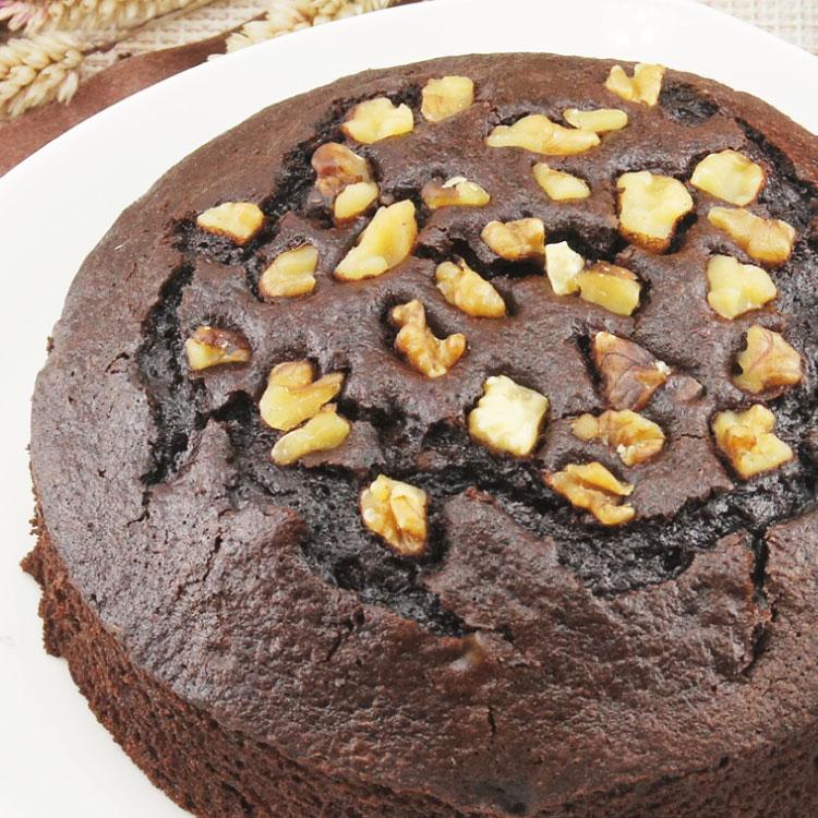 【布拉伯烘焙工坊】 手工布朗尼蛋糕 6吋