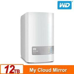 【綠蔭-免運】WD My Cloud Mirror(Gen2) 12TB(6TBx2) 雲端儲存系統