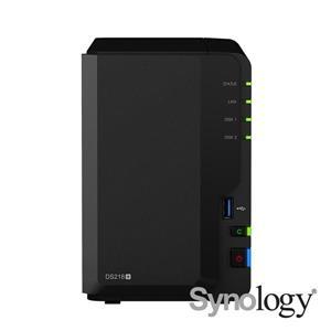 【綠蔭-免運】SynologyDS218+網路儲存伺服器