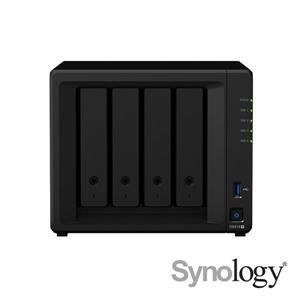 【綠蔭-免運】SynologyDS918+網路儲存伺服器