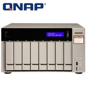 【綠蔭-免運】QNAPTVS-873e-8G網路儲存伺服器