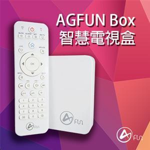 【綠蔭-全店免運】AGFUN BOX 智慧電視盒