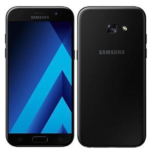 【綠蔭-全店免運】Samsung Galaxy A7全頻LTE(2017)雙卡防水美拍機A720黑