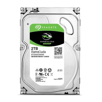 【綠蔭-全店免運】Seagate Desktop HDD 3.5吋 SATA3 2TB 桌上型 硬碟機