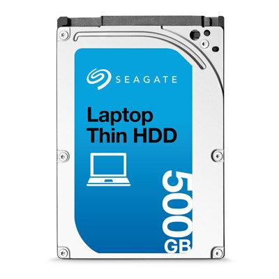 【綠蔭-全店免運】Seagate Laptop-Thin 7200轉 2.5吋 超薄型 500GB硬碟機