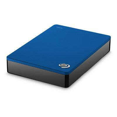 【綠蔭-全店免運】Seagate Backup Plus 4TB 可攜式硬碟機(藍)